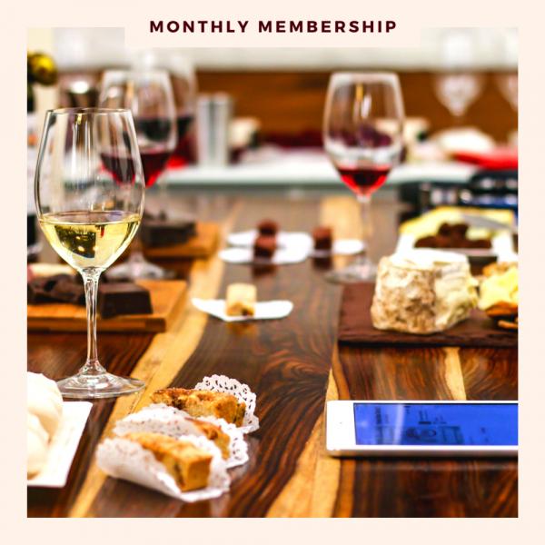 Music & Wine Tasting Club at Five Senses Tastings