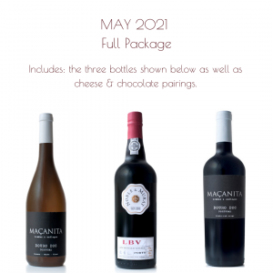 Virtual Tastings Full Package May 2021