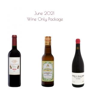 Virtual Wine Tasting June 2021