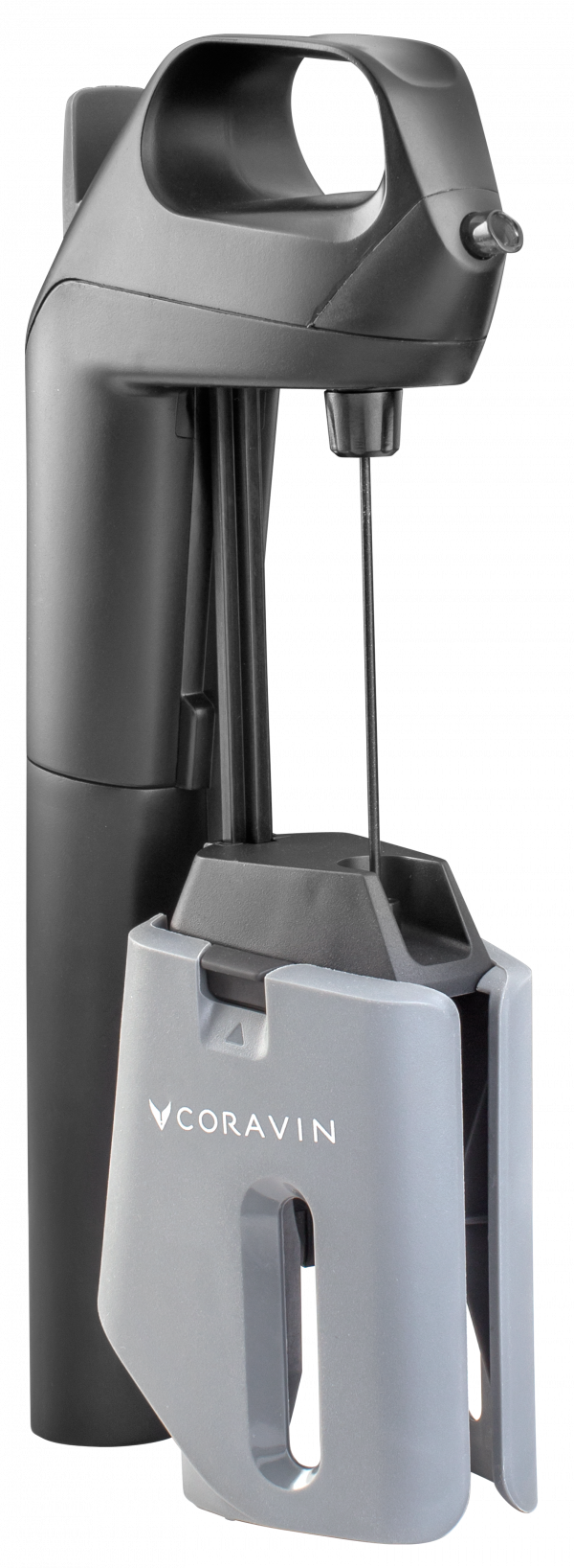 The Coravin Model Three is the introductory system for wine lovers
