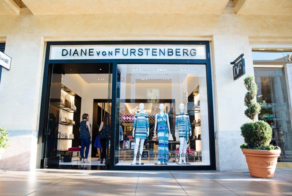 Diane von Furstenberg and Five Senses Tastings