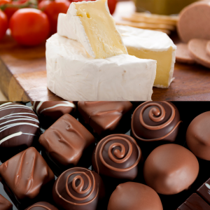 Cheese and Chocolate September 2021 Music & Wine Tasting Club