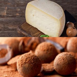 November 2021 Cheese & Chocolate Package